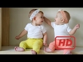 Funny Twin Babies Talking to Each Other Compilation (2017)  2017