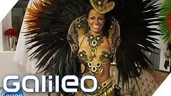 Samba, Party, Caipirinha? 10 Fragen an Brasilianer in Deutschland | Galileo | ProSieben