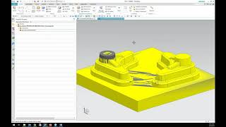 Master Modeling Technique in NX Manufacturing