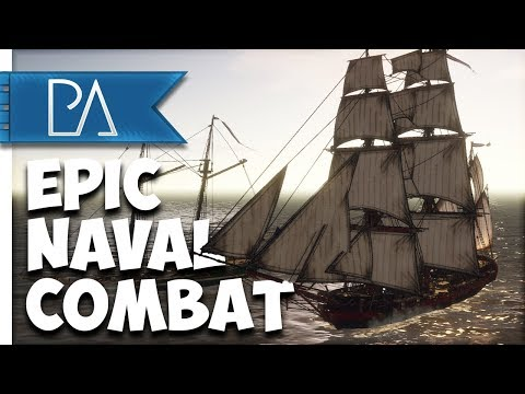 EPIC COMPETITIVE NAVAL COMBAT - Holdfast: Nations at War Gameplay