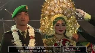 Download lagu Tradisi Korp Pedang Pora Thalia Cotto dan Bayu MP3