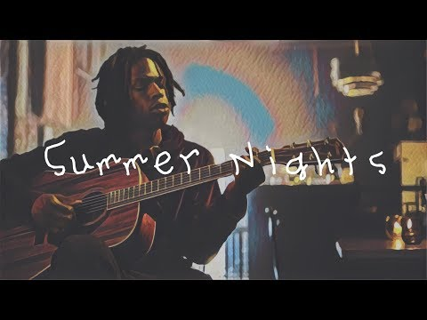 [FREE] Daniel Caesar x Frank Ocean Type Beat - Summer Nights pt.2