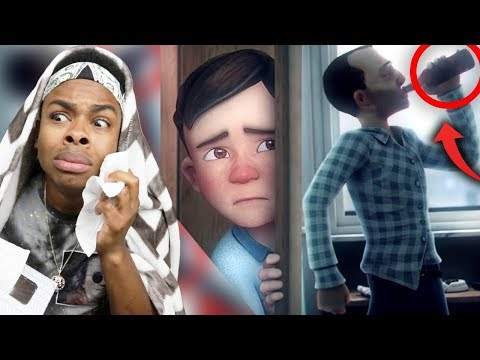 Reacting To The Saddest Animations Ever Made (Last Episode)