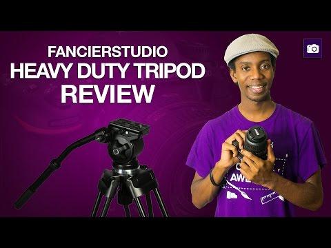 Fancierstudio Heavy Duty Tripod Review