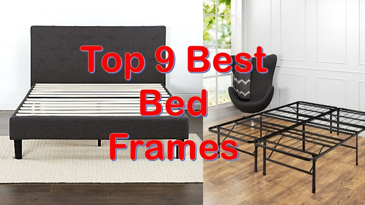 newest db044 fd387 Top 9 Best Bed Frames 2018 You Can Buy From Amazon