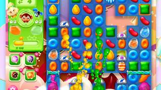 Candy Crush Jelly Saga Level 1096 *** NO BOOSTERS