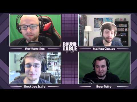 Round Table Podcast.The Roundtable Podcast 7 24 2015 Episode 13 Youtube