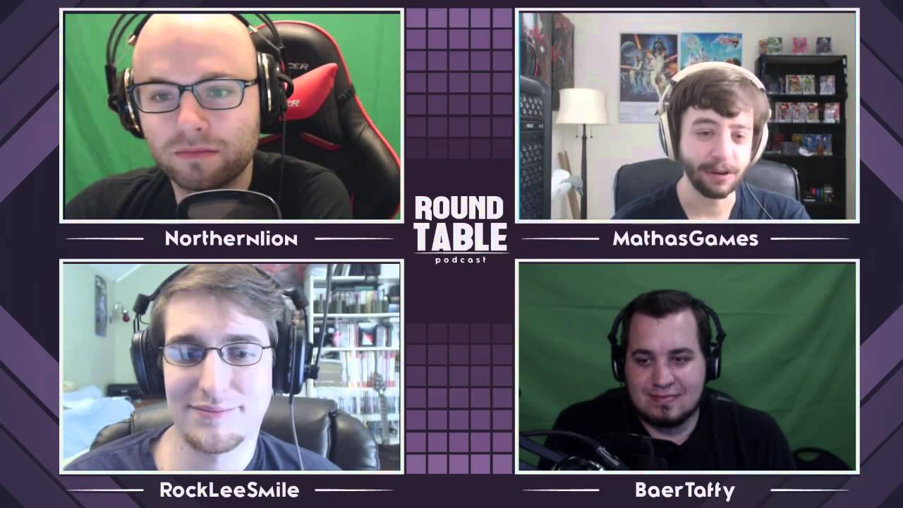 Round Table Podcast.The Roundtable Podcast 7 24 2015 Episode 13
