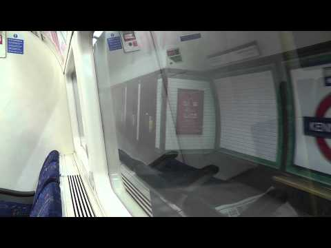 Full Journey on the Northern Line From Edgware to Morden via Charing X