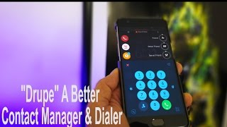 Drupe 3.0 Better Smarter (Contacts, Dialer. Call Recorder & Caller ID Than Your Stock Dialer) screenshot 2