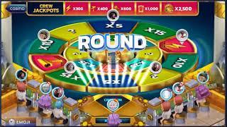 Pop Slots! Casino Heist (Slot Machine & Bonus)