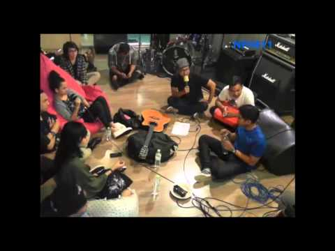 STEREO NET Cast @ Late Night Show 90.8 FM OZ Radio Jakarta 180216