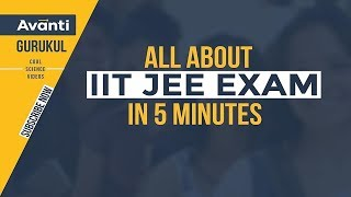 All about IIT JEE exam in 5 minutes