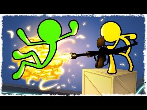 ЗМЕИ КУСАЮТ ЗА ЖОПУ! ГИГАНТСКИЕ ЗМЕИ ПРОТИВ ЛЮДЕЙ! СМЕШНЫЕ МОМЕНТЫ! - Stick Fight: The Game