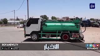 شركة مياه اليرموك تستأنف ضخ المياه لمناطق إقليم الشمال
