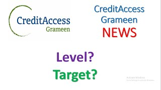 CreditAccess Grameen Share News | Target Price | Share Market News | Long Term Investment