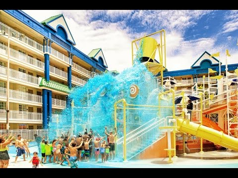 Holiday Inn Resort Orlando Suites - Waterpark!