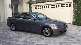 2009 BMW 535i xDrive Review and Test Drive by Bill Auto Europa Naples