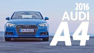 ► 2016 Audi A4 Sedan - DESIGN