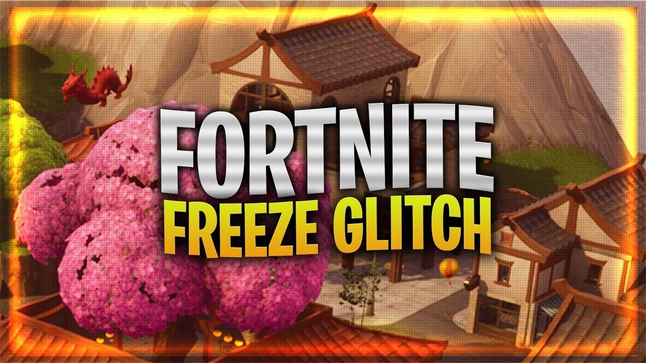 fortnite how to fix screen freezing