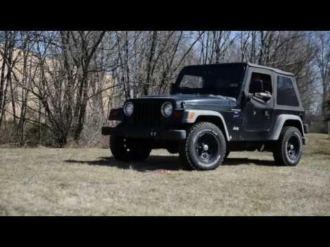 """Old Man Emu 2"""" Suspension Lift for 97-02 Jeep Wrangler TJ"""