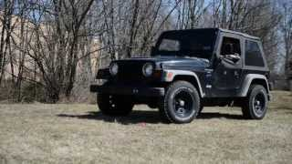 "Old Man Emu 2"" Suspension Lift for 97-02 Jeep Wrangler TJ"