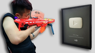 NTNVlogs - Bắn Nút Play Bạc ( Shoot Silver Play Button )