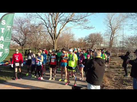 Don's start running the Chicago Lakefront George Cheung Memorial 50k