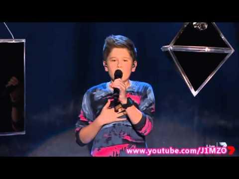 Jai Waetford - Judge's Choice - Week 10 - Live Show 10 - Grand Final - The X Factor Australia 2013