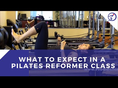 What to Expect in a Pilates Reformer Class at ProBalance