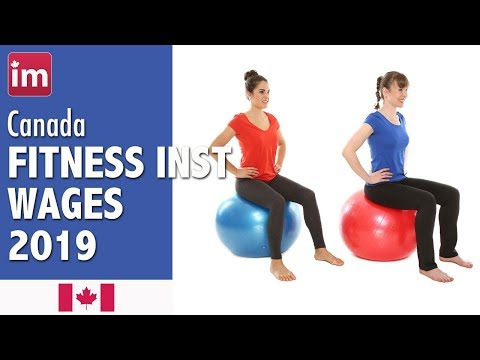 Fitness Instructor Salary In Canada (2019) - Jobs In Canada