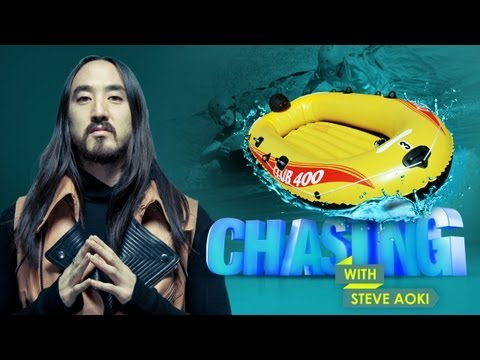 Episode 1: Crowd Surfing  CHASING with Steve Aoki