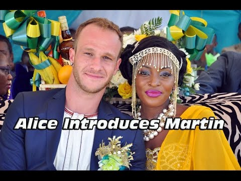 Alice Introduces Martin. filmed and produced by MK Media Uganda