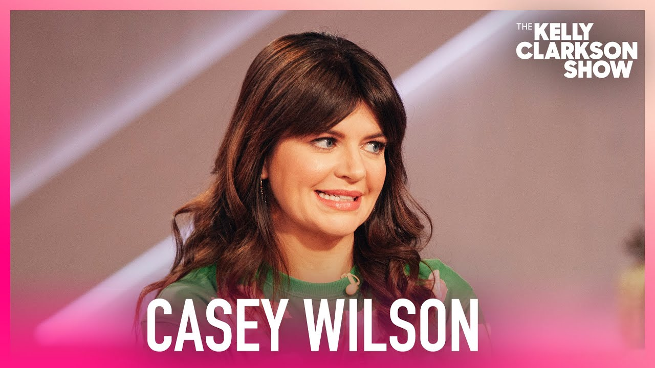Casey Wilson's Dad Told Her To Use Sex To Sell Her Book