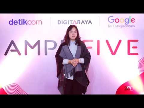 Amplifive, Ajang Pencarian Startup Potensial Indoensia