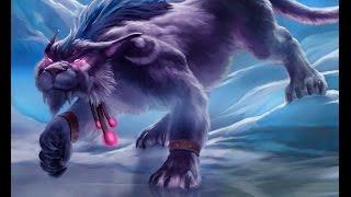 WoW LEGION - Druid Gameplay - Feral Artifact Quest Fangs of Ashamane