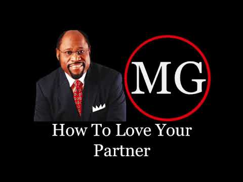 Download Dr  Myles Munroe   How To Love Your Partner