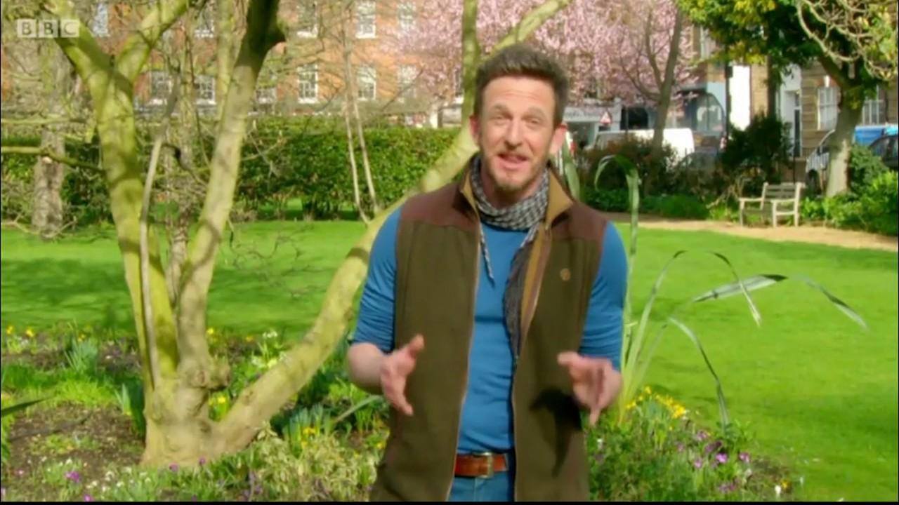 Nick Bailey On Gardeners World