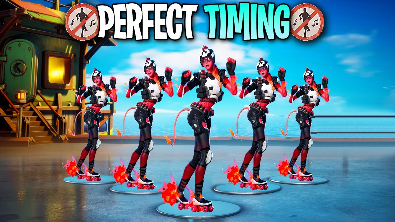 Fortnite Perfect Timing Moments #111 (Chapter 2 Season 3)