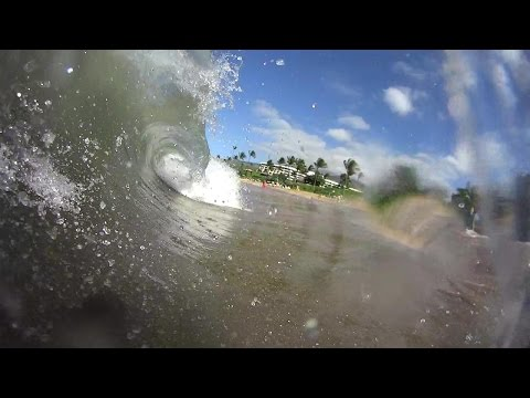 SONY ACTION CAM HDR AS20 SSlow Motion (GoPro Competitor) Sand, Surf, Underwater and Snow Footage