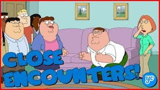 Family Guy - Peter and His Kids Fart Together