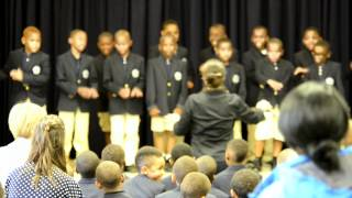 Bishop Walker School Second Grade: Senjua (Zulu welcoming song)