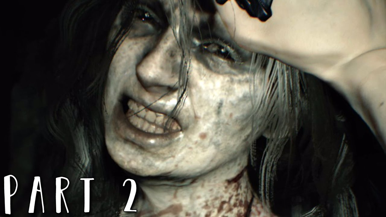 Resident Evil 7 Walkthrough Gameplay Part 2 Baker Family Re7 Youtube