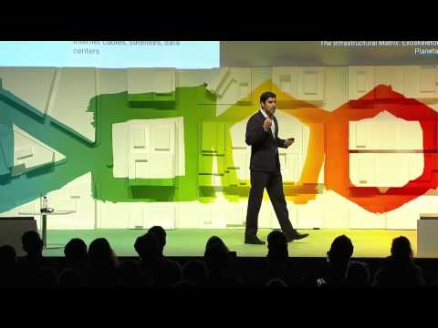Parag Khanna - Why We Need More Connected Cities