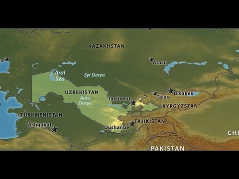 The Geographic Origins of Uzbek-Tajik Tensions (Dispatch)
