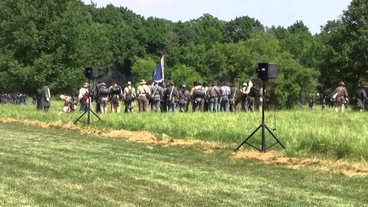 Illinois lake county wauconda - Civil War Battle Re Enactment Wauconda Il July 201 4 4