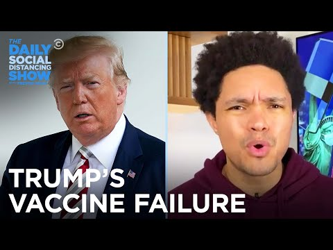 Trump Turns Down Extra Vaccines & African Countries Enforce Masks | The Daily Social Distancing Show