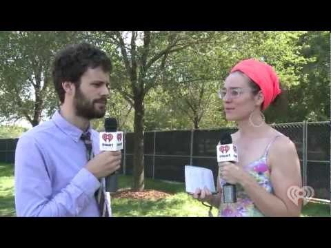 iHeartRadio @ Lollapalooza: Michael Angelakos of Passion Pit