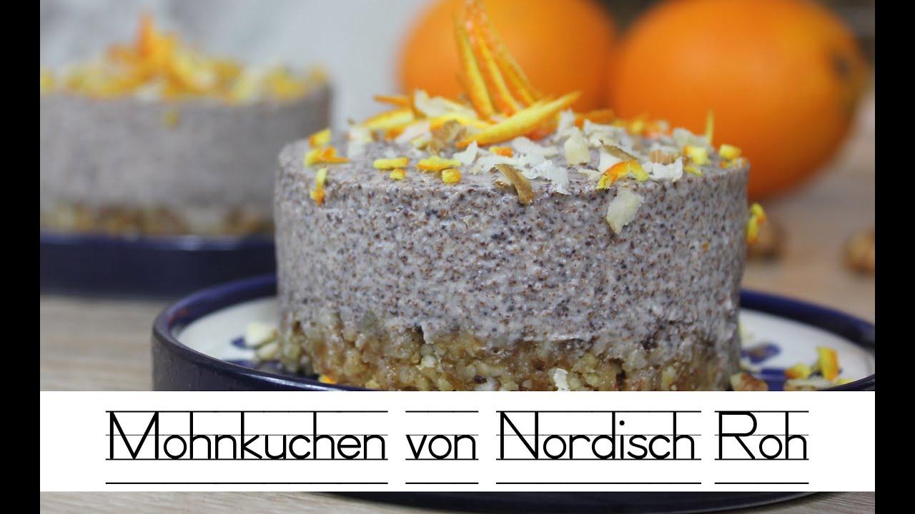 Mohnkuchen von Nordisch Roh! Lecker & Gesund