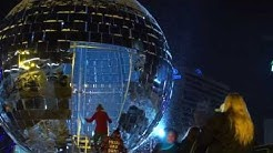 The Illuminator - Giant Mirror Ball - Largest Disco Ball In the US
